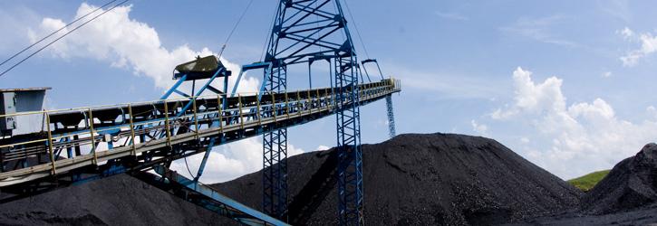 Knight Hawk Coal Creek Paum Illinois Coal Mine Facility